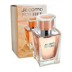 Kit 2 Perfumes Importados Jacomo For Her E Varensia Parfum