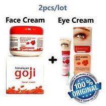 Crema Goji Facial + Crema Goji Q10 Ojos + Envio El Mejor