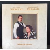 Lp Freddie Mercury E Montserrat Caballé Barcelona 1988