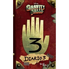 Gravity Falls Diario 3 Español Nuevo Envio Gratis