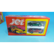 Autos Jet Caja × 2 Nuevos- Imperdible