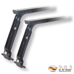 Rack Teto Suporte Original Mj Industria Kombi Carat Ferro