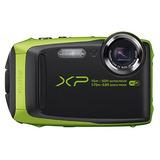 Fujifilm Finepix Xp90 Cámara Digital A Prueba De Agua Verde