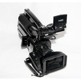 Filmadora Sony Hxr-mc2000 + Lente Wide 58mm 0.7x