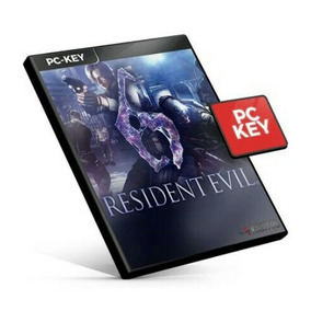 Resident Evil 6 Português Br Pc Steam Key Envio Rápido Email