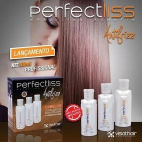 Escova Progressiva Perfect Liss C/turmalina Visat Hair 50ml