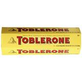 Toblerone Chocolate Con Leche Suizo Con Miel Y Turrón, 6 - 1