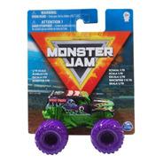 Monster Jam - Mini Vehiculo A Escala 1:70 Art.58712 Original
