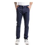 Pantalón Denizen® 213 Hombre Azul Marino Slim Chino