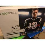 Xbox One S 500 Gb Control Y Juego Gratis