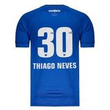 559d454088 Nova Camisa Do Cruzeiro Tiago Neves - Camisa Cruzeiro Masculina no ...