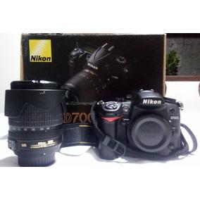 Câmera Nikon D7000 Com Lente 18-105mm