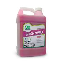 3d - Shampoo Wash N Wax - Galon - Potenza
