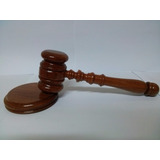 Martelo Juiz / Leiloeiro (ultra Resistente)