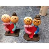 Souvenirs Abuelitos Cumpleaños Aniversario En Porcelana Fria