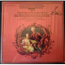 Momentos Inmortales De Las 100 Obras Maestras De La Música