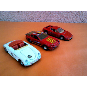 Lote X 3 Diecast Antiguos China