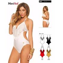 Trikini Con Flecos Disponible Todos Los Talles