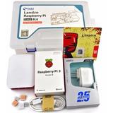 Raspberry Pi 3 Model B Wifi Bluetooth10x Mas Rapido Original