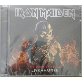 Iron Maiden The Book Of Souls Live Chapter 2 Cd Nuevo