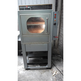 Horno Para Pizza De Piedra Refractario Semiautomatico