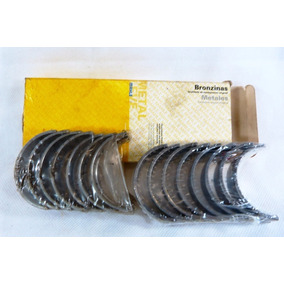 Bronzina Mancal 0,50 Vw Refrigerado Ahua 1500 1600 1800 K169