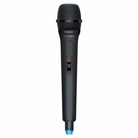 Micrófono Inalámbrico Dinámico Ng-mi3308a