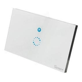 Apagador De Lujo Touch Wifi Fácil Colocación Smarthome