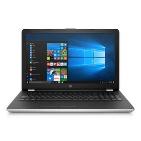 Notebook Hp 15-bs022la Plateado