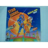 Star Wars Vintage Disco Lp Galactic Funk Meco 1977