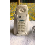 Telefono Inalambrico Ge Color Blanco Usado