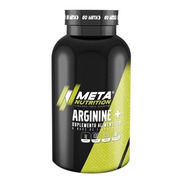 L-arginina Meta Nutrition Arginine+ 100 Tabletas