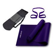 Colchoneta Mat Yoga Nbr 10mm Ranbak 732 Bolso+correa + Envio