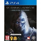Tierra Media: Sombras De Mordor Ps4 (sec). 100% Seguro!!