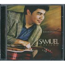 Cd Samuel Mariano - Adorarei (bônus_playback)