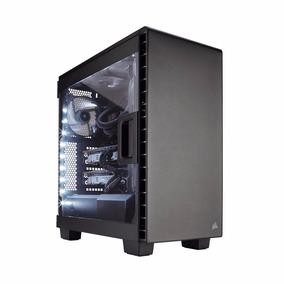 Gabinete Corsair Carbide Clear 400c Acero Gamer Mid-tower