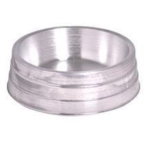 Comedouro Caes Aluminio Pesado Gigante 2,0 L