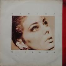 Lp Sandra//mirrors/1986/com Encarte/bom Estado