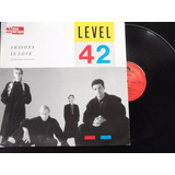 Level 42- Lessons In Love- Extended Version- Germany
