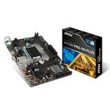 Mother Msi H110m Pro-vh Plus Intel 1151 Ddr4 Hdmi I3 I5 I7