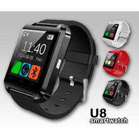 Reloj Smartwatch U8 Pro Compatible Android & Iphone Bluetoot