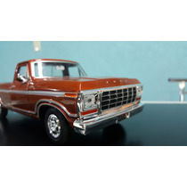 Camioneta For F 150 Mol 1979 Escale 1:24 De Collet Motor Max