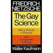 Libro The Gay Science: With A Prelude In Rhymes And An Appen