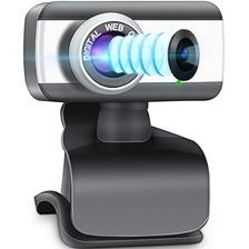 Camara Web Con Microfono Hd Usb Mini Webcam Para Computadora