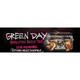 Entradas Green Day - Platea Alta - 10/11