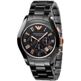 a79adfb4f8b Relogio Armani Ceramica Ar1410 - Relógios De Pulso no Mercado Livre ...
