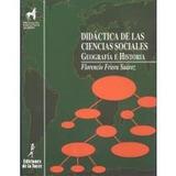 Didáctica De Las Ciencias Sociales: Geografía E Historia (p