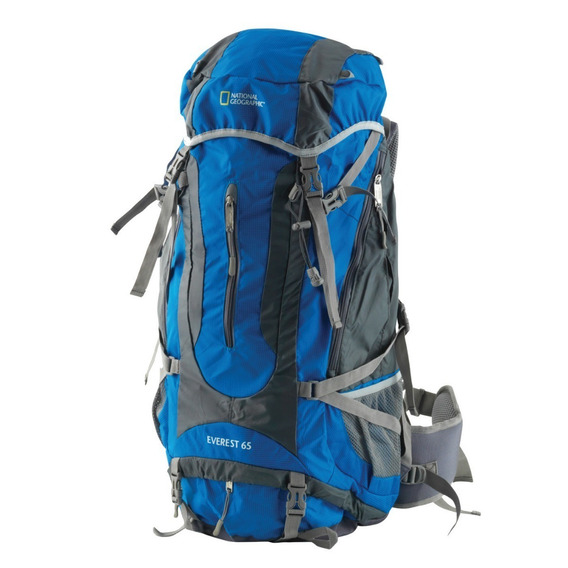 Mochila Camping Mochilero 65 Lts National Geographic Everest