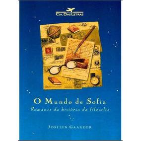 Livro - O Mundo De Sofia - Jostein Gaarder Ebook