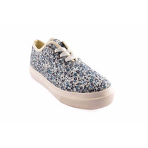 Tenis Canvas Mujer X 248949